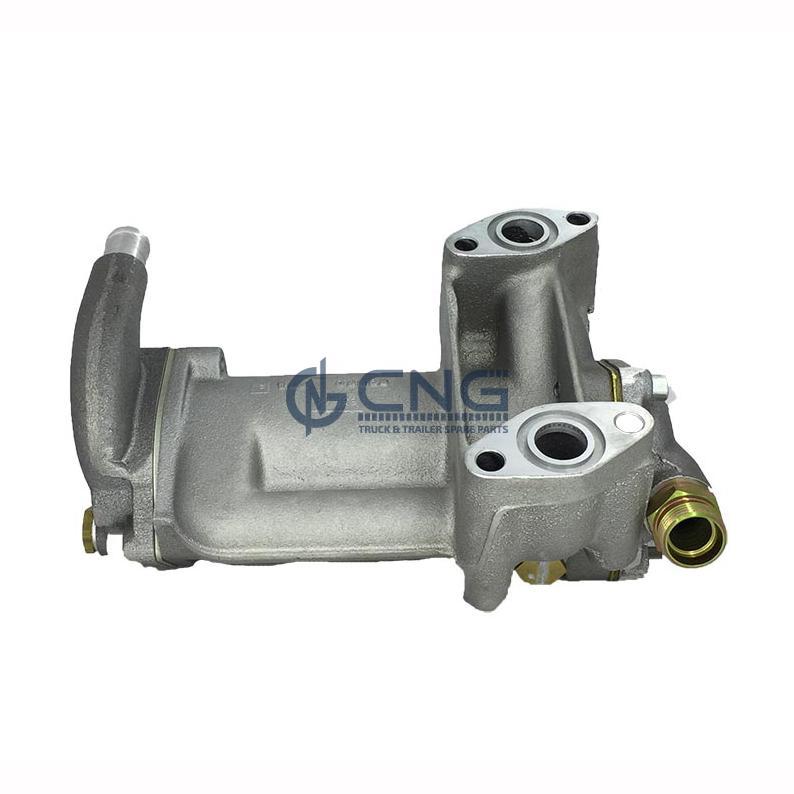 """/""""FITS DAF XF95 ENGINE Oil Cooler 1387035 BP113-032"""